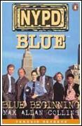 Cover-Bild zu Collins, Max Allan: NYDP Blue - Blue Beginning Level 3 Book