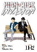 Cover-Bild zu Miura, Tsuina: High-Rise Invasion Vol. 11-12