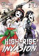 Cover-Bild zu Miura, Tsuina: High-Rise Invasion Vol. 15-16