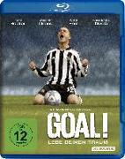 Cover-Bild zu Jefferies, Mike: Goal! - Lebe deinen Traum