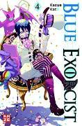 Cover-Bild zu Kato, Kazue: Blue Exorcist 04