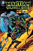Cover-Bild zu Ostrander, John: Martian Manhunter: Rings of Saturn