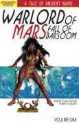 Cover-Bild zu Robert Place Napton: Warlord of Mars: Fall of Barsoom Volume 1