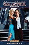 Cover-Bild zu Robert Place Napton: Battlestar Galactica: Origins Omnibus