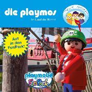 Cover-Bild zu Fickel, Florian: Die Playmos - Im Land der Riesen (Hörspiel) (Audio Download)