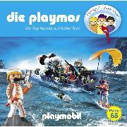 Cover-Bild zu Fickel, Florian: Die Playmos, Folge 65: Die Top Agents auf hoher See (Audio Download)