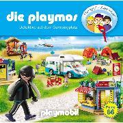 Cover-Bild zu Fickel, Florian: Die Playmos - Das Original Playmobil Hörspiel, Folge 66: Detektive auf dem Campingplatz (Audio Download)