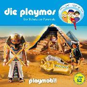 Cover-Bild zu Fickel, Florian: Die Playmos - Das Original Playmobil Hörspiel, Folge 52: Der Schatz der Pyramide (Audio Download)
