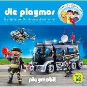 Cover-Bild zu Fickel, Florian: Die Playmos, Folge 68: Ein Fall für das Sondereinsatzkommando (Das Original Playmobil Hörspiel) (Audio Download)