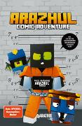 Cover-Bild zu Wie ich meine Hausaufgaben im Gefängnis gemacht habe - Ein Arazhul-Comic-Adventure