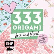 Cover-Bild zu 333 Origami - fein und floral