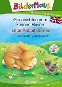 Cover-Bild zu Baisch, Milena: Bildermaus - Mit Bildern Englisch lernen - Geschichten vom kleinen Hasen - Little Rabbit Stories