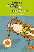Cover-Bild zu Baisch, Milena: Anton taucht ab. Kurzfassung in Einfacher Sprache (eBook)