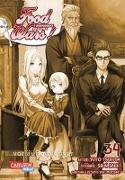 Cover-Bild zu Morisaki, Yuki: Food Wars - Shokugeki No Soma 34