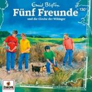Cover-Bild zu Blyton, Enid: Fünf Freunde 130 und die Glocke der Wikinger