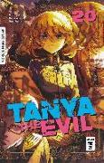 Cover-Bild zu Tojo, Chika: Tanya the Evil 20