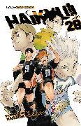 Cover-Bild zu Furudate, Haruichi: Haikyu!!, Vol. 28