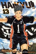 Cover-Bild zu Furudate, Haruichi: Haikyu!!, Vol. 13