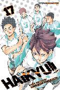 Cover-Bild zu Furudate, Haruichi: Haikyu!!, Vol. 17