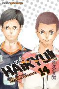 Cover-Bild zu Furudate, Haruichi: Haikyu!!, Vol. 14