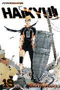 Cover-Bild zu Furudate, Haruichi: Haikyu!!, Vol. 19