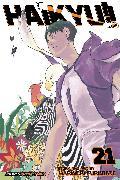Cover-Bild zu Furudate, Haruichi: Haikyu!!, Vol. 21