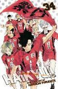 Cover-Bild zu Furudate, Haruichi: Haikyu!!, Vol. 34