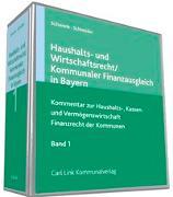 Cover-Bild zu Schwenk, Dieter: Haushalts- und Wirtschaftsrecht /Kommunaler Finanzausgleich in Bayern