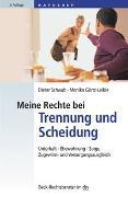 Cover-Bild zu Schwab, Dieter: Meine Rechte bei Trennung und Scheidung