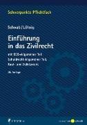 Cover-Bild zu Schwab, Dieter: Einführung in das Zivilrecht