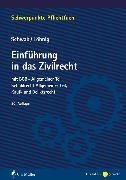 Cover-Bild zu Schwab, Dieter: Einführung in das Zivilrecht (eBook)
