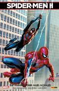 Cover-Bild zu Bendis, Brian Michael: Spider-Men II: Die Wahrheit über Miles Morales