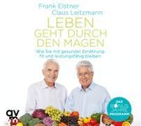 Cover-Bild zu Elstner, Frank: Leben geht durch den Magen
