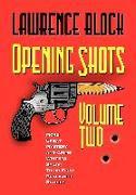 Cover-Bild zu Block, Lawrence: Opening Shots - Volume Two