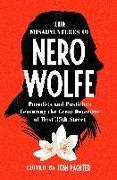 Cover-Bild zu Pachter, Josh (Hrsg.): The Misadventures of Nero Wolfe
