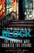 Cover-Bild zu Block, Lawrence: The Burglar Who Counted The Spoons