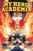 Cover-Bild zu Horikoshi, Kohei: My Hero Academia 21