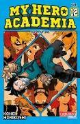 Cover-Bild zu Horikoshi, Kohei: My Hero Academia 12