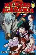 Cover-Bild zu Horikoshi, Kohei: My Hero Academia, Band 3