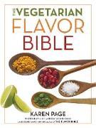 Cover-Bild zu Page, Karen: The Vegetarian Flavor Bible (eBook)