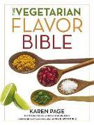 Cover-Bild zu Page, Karen: The Vegetarian Flavor Bible