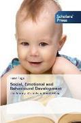 Cover-Bild zu Page, Karen: Social, Emotional and Behavioural Development