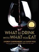 Cover-Bild zu Dornenburg, Andrew: What to Drink with What You Eat (eBook)