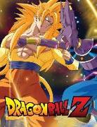 Cover-Bild zu Plus, Sketchbook: Dragonball Z: Sketchbook Plus: 100 Large High Quality Notebook Journal Sketch Pages (DBS Cover 53)