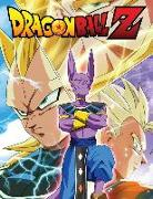 Cover-Bild zu Plus, Sketchbook: Dragonball Z: Sketchbook Plus: 100 Large High Quality Notebook Journal Sketch Pages (DBS Cover 57)