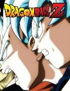 Cover-Bild zu Plus, Sketchbook: Dragonball Z: Sketchbook Plus: 100 Large High Quality Notebook Journal Sketch Pages (DBS Cover 58)