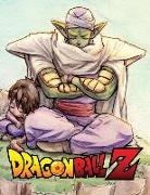 Cover-Bild zu Plus, Sketchbook: Dragonball Z: Sketchbook Plus: 100 Large High Quality Notebook Journal Sketch Pages (DBS Cover 44)
