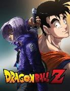 Cover-Bild zu Plus, Sketchbook: Dragonball Z: Sketchbook Plus: 100 Large High Quality Notebook Journal Sketch Pages (DBS Cover 46)