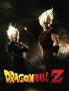 Cover-Bild zu Plus, Sketchbook: Dragonball Z: Sketchbook Plus: 100 Large High Quality Notebook Journal Sketch Pages (DBS Cover 47)