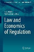 Cover-Bild zu Mathis, Klaus (Hrsg.): Law and Economics of Regulation (eBook)